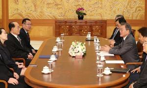 North Korea's Kim invites S Korean president for summit: S Korea