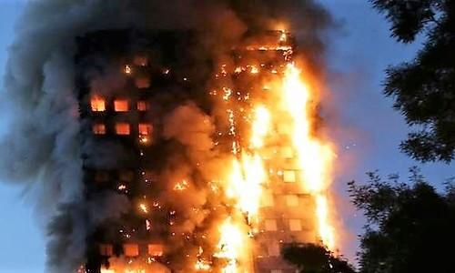 Vietnamese fraudster jailed for London fire disaster con