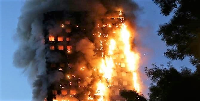Vietnamese fraudster jailed for London fire disaster con