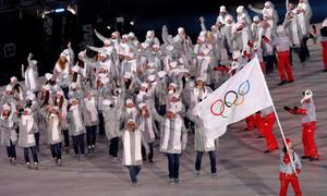 On paper, Russia's Olympic podium chances strong despite ban