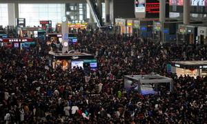 World's largest mass migration is on in China ahead of Lunar New Year