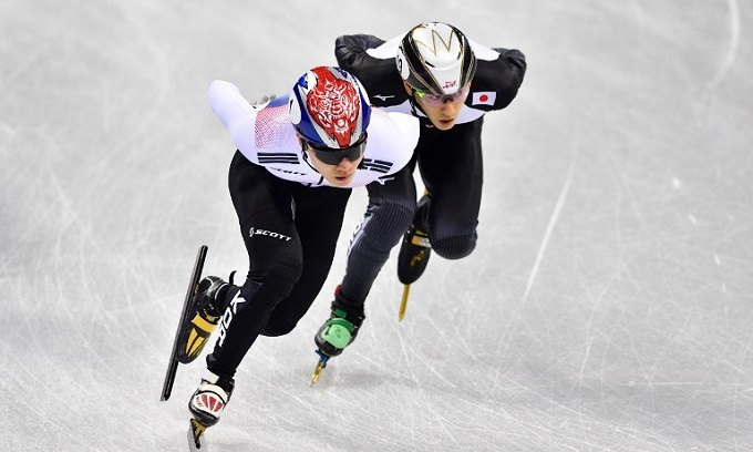Japanese speedskater provisionally suspended for doping