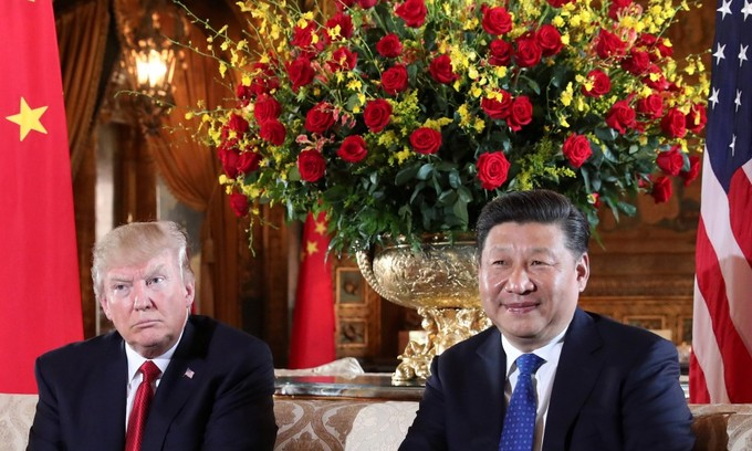 Donald Trump threatens China sanctions, vows to rework South Korea trade deal