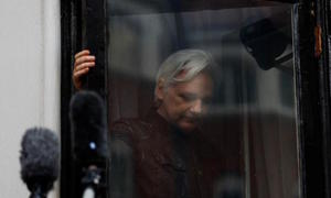 UK judge refuses to stop legal action against WikiLeaks' Assange