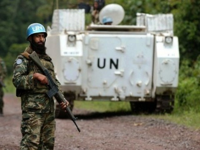 18 new sexual abuse claims against UN peacekeepers in Congo