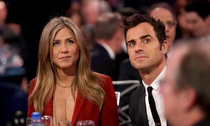 Jennifer Aniston and Justin Theroux split: statement
