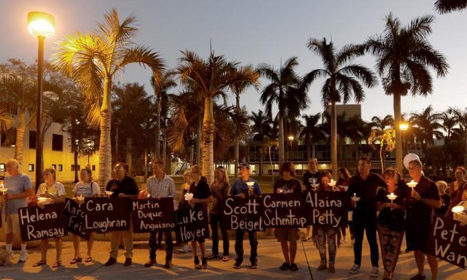 FBI admits failure to act on Florida school gunman, draws anger