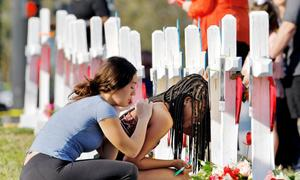 Students plan protests, Washington march, to demand gun control after mass shooting