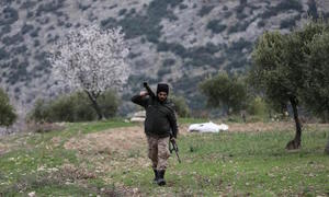 Syrian Kurdish official: deal for Syrian army to enter Afrin