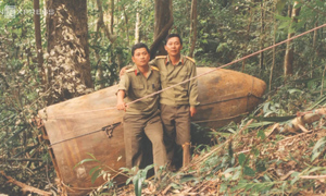 Meet the soldiers who defused Indochina's largest wartime bomb