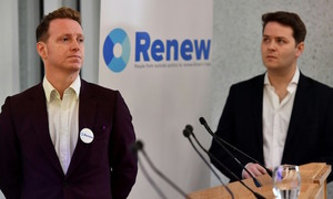 Inspired by Macron, new anti-Brexit party launches in Britain