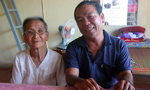 Vietnamese veteran returns from the grave after 33 years