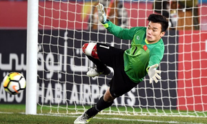 Bui Tien Dung: The safe pair of hands behind Vietnam's footballing success story