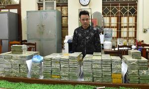Vietnam cops seize $2.5 million heroin in China border drug bust