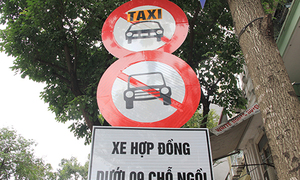 Hanoi proposes plan to ban Uber, Grab cars from 11 key routes