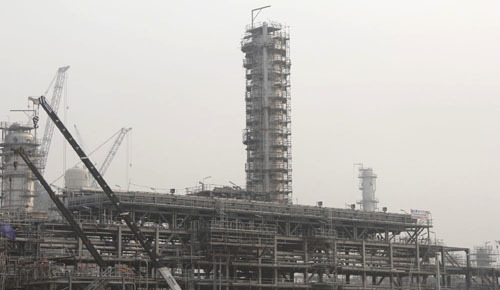Vietnam's Nghi Son oil refinery ready for start-up from Feb. 28