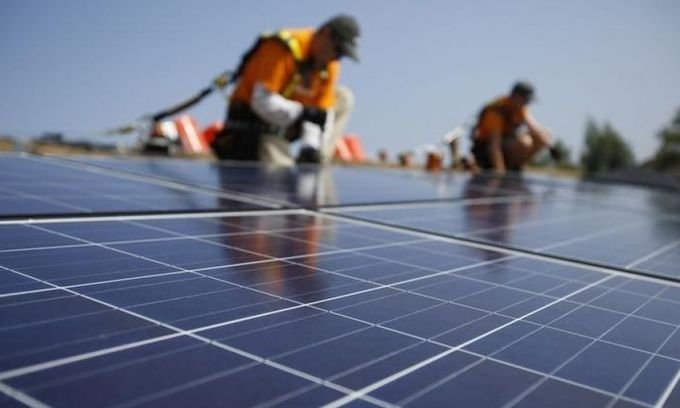 Sharp to build giant solar plant in Vietnam as country pledges to adopt clean energy