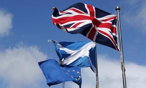 Scotland, Wales defy London with bills to keep powers after Brexit