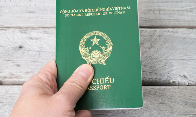 Vietnamese passport makes minor gain, still among world's least powerful