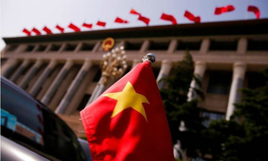 Vietnam scores world's biggest stock gain in Jan-Feb