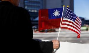 China media makes war threat over US Taiwan bill