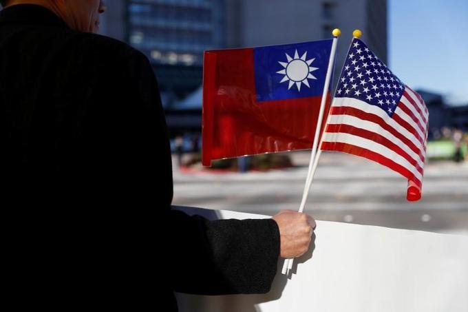 China media makes war threat over US Taiwan bill