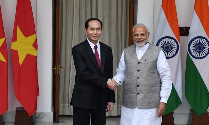 PM Modi says India to work with Vietnam for open Indo-Pacific region
