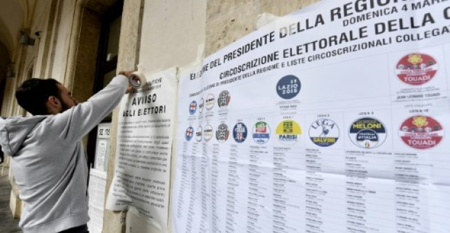 Italy votes in uncertain election stalked by populism