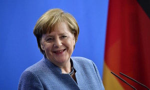 Merkel vows to work for the 'good of Germany' as SPD paves way for 4th term