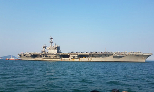 Vietnam welcomes US aircraft carrier as bilateral ties reach new milestone