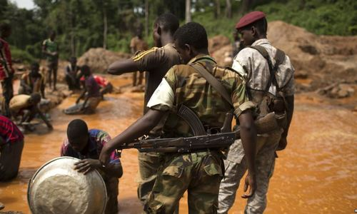 Rape of men and boys in Central African Republic is 'ignored' crime