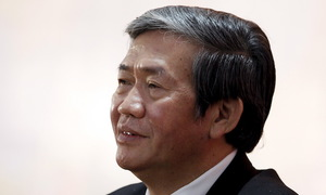 Vietnam's top Communist Party official retires early due to health reasons