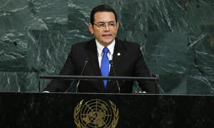 Guatemala, in nod to Trump, moving embassy in Israel to Jerusalem