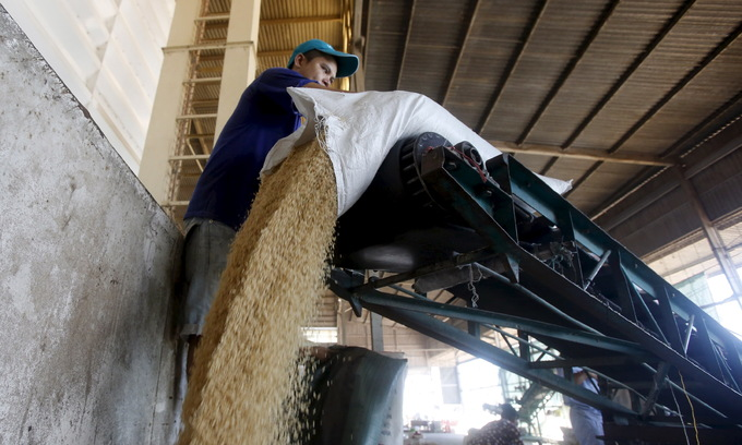 Vietnam's 2018 rice exports may rise to 6.5 mln tons: report