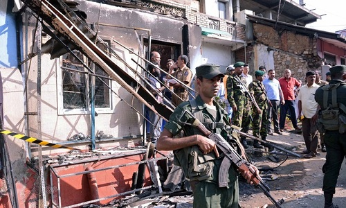 Sri Lanka declares emergency to quell anti-Muslim riots