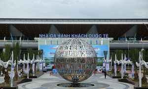 Da Nang Airport set to burst despite recent expansion