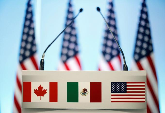 'Don't react': trade officials look past Trump noise at NAFTA talks