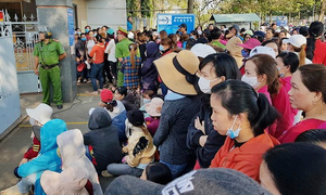 Vietnamese workers abandoned by S. Korean employer promised new jobs