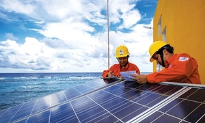 Japanese firm hopes sun will shine on new solar power plant in Vietnam