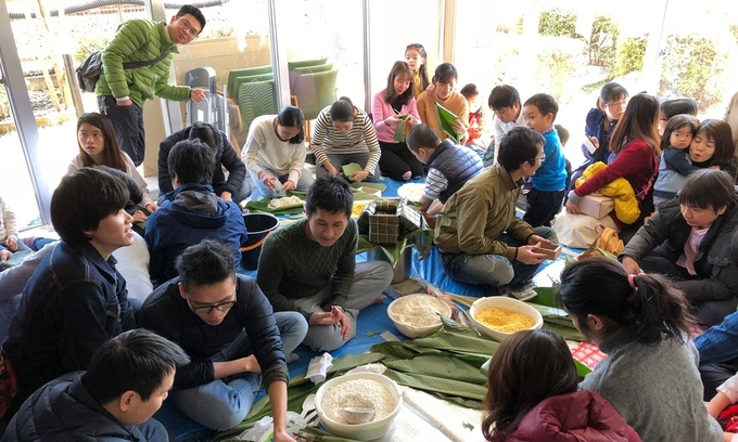Vietnamese population in Japan quadruples over five years: report