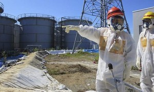 Vietnamese claims he was tricked into cleanup work after Fukushima disaster