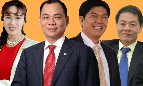Meet the four richest people in Vietnam