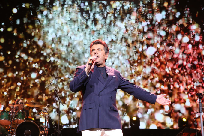 Hanoians dance the night away as Modern Talking singer rolls back the years
