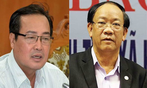 Vietnamese province's chair punished for promoting unqualified son to key position