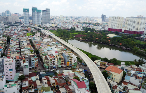 Saigon's first metro line faces further delays due to $44 million debt