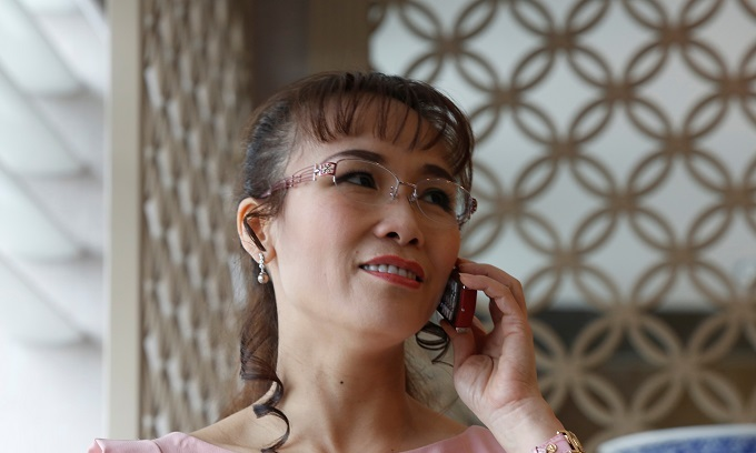 I leave my success at the door: Vietnam's only female billionaire