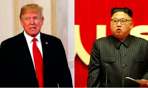 Trump ready to meet Kim Jong Un for first-ever US-North Korea summit