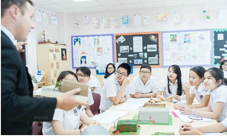 International school in Hanoi receives global recognition