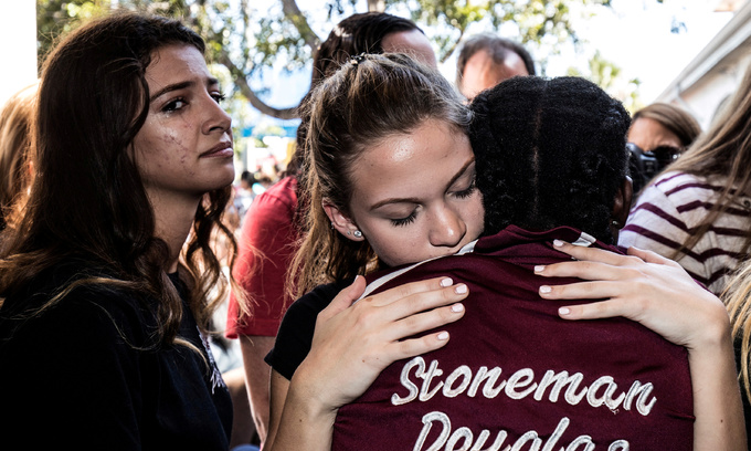 Florida governor signs gun-safety bill into law after school shooting