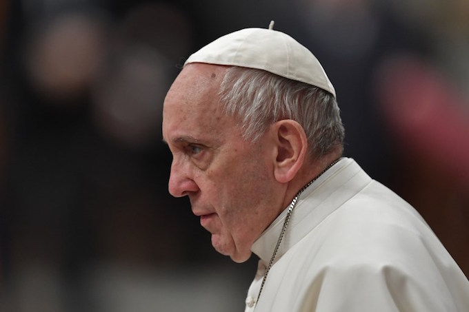 Five years on Pope Francis under fire over sex abuse scandals